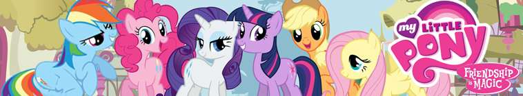 My Little Pony: Friendship is Magic (source: TheTVDB.com)