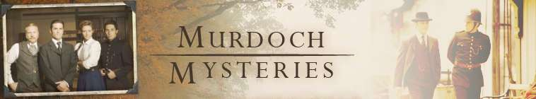 Murdoch Mysteries (source: TheTVDB.com)