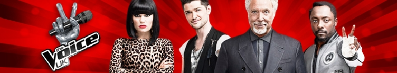 The Voice (UK) (source: TheTVDB.com)