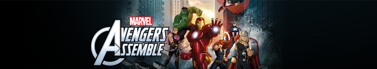 Avengers Assemble (source: TheTVDB.com)