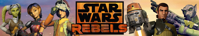 Star Wars Rebels (source: TheTVDB.com)