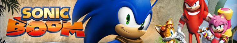 Sonic Boom (source: TheTVDB.com)