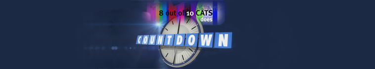 8 out of 10 Cats Does Countdown (source: TheTVDB.com)