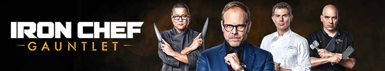 Iron Chef Gauntlet (source: TheTVDB.com)