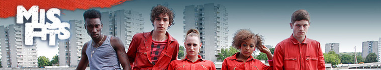 Misfits (source: TheTVDB.com)