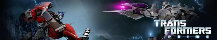 Transformers: Prime (source: TheTVDB.com)