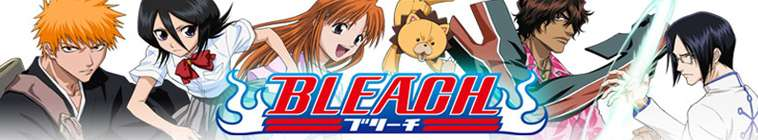 Bleach (source: TheTVDB.com)