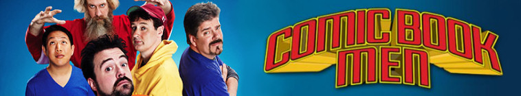 Comic Book Men (source: TheTVDB.com)
