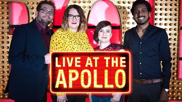 Live At The Apollo - S14E7
