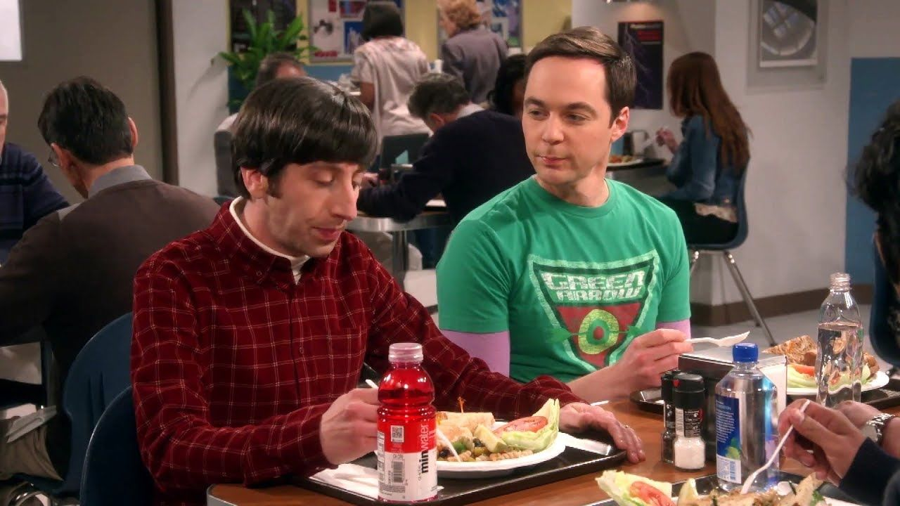 The Big Bang Theory - S12E15