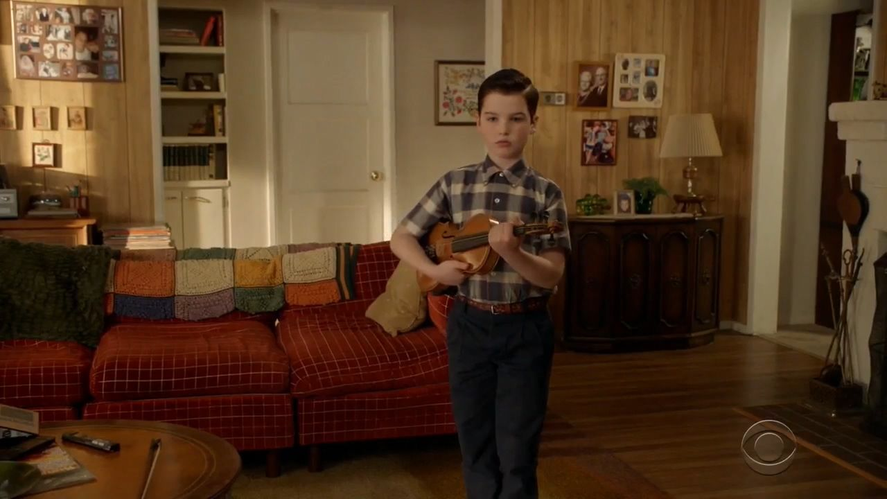 Young Sheldon - S2E17