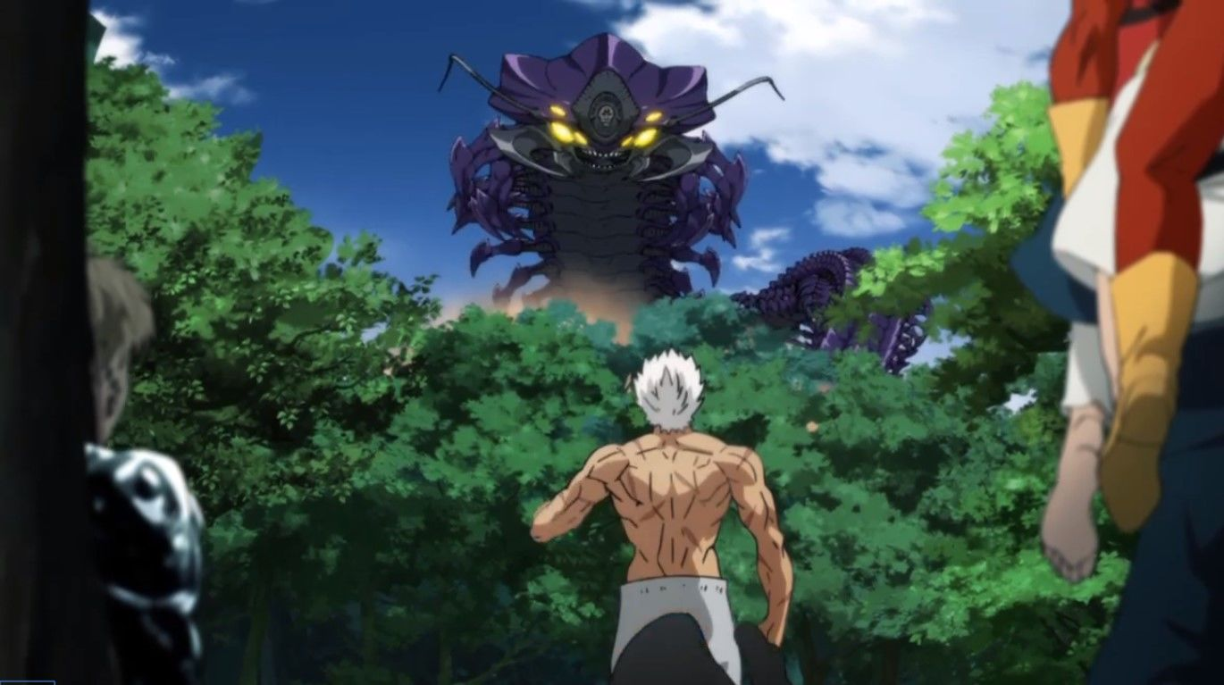 One-Punch Man - S2E12