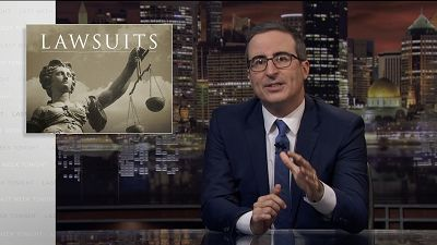 Last Week Tonight With John Oliver - S6E29