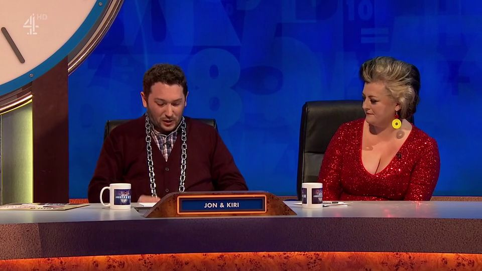 8 out of 10 Cats Does Countdown - S19E2