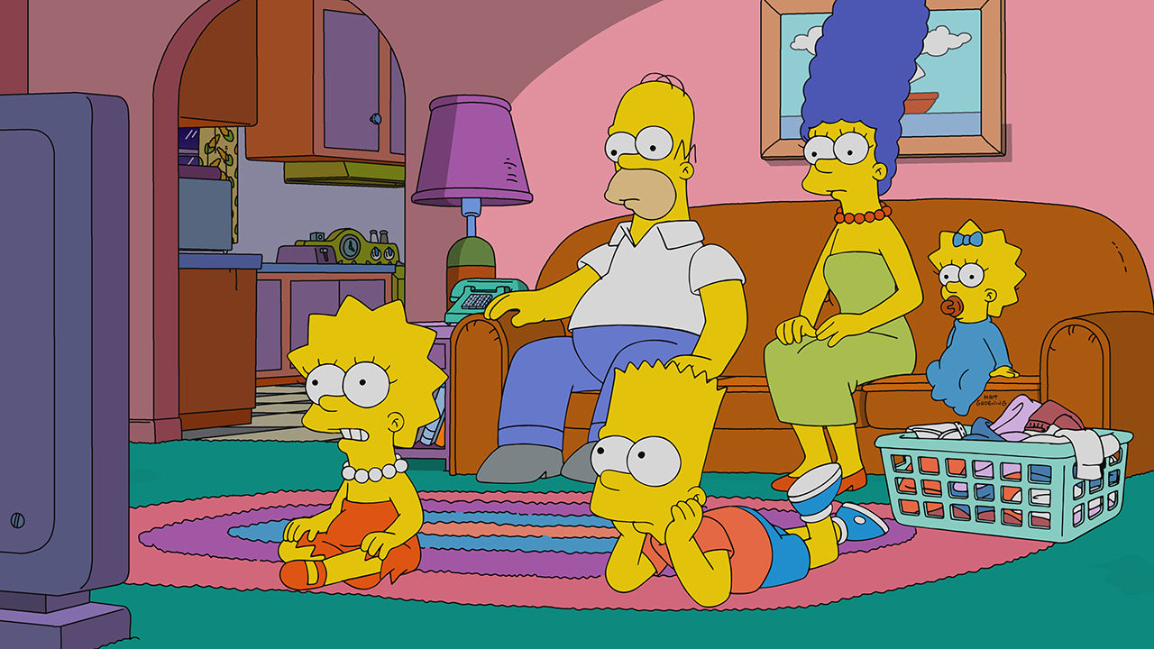 The Simpsons - S31E17