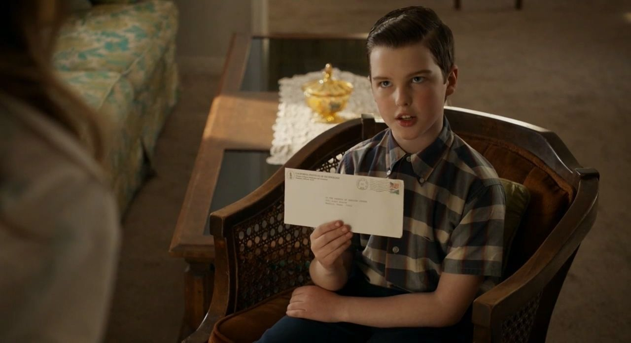 Young Sheldon - S3E21