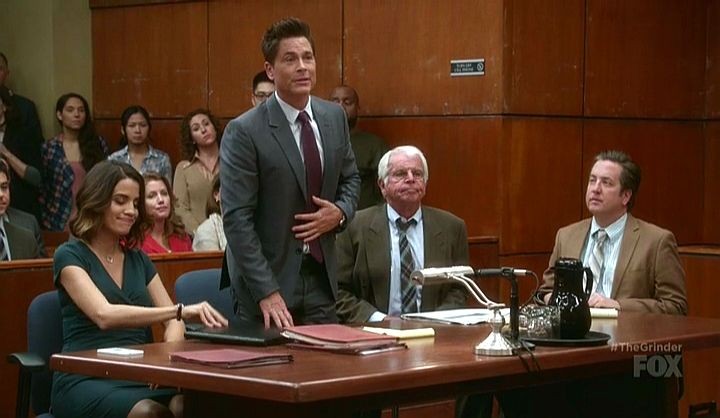 The Grinder - S1E22