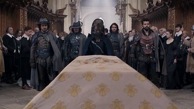 The Musketeers - S3E10