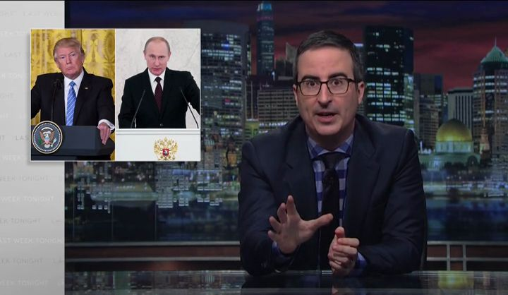 Last Week Tonight With John Oliver - S4E2