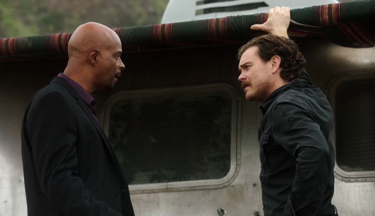 Lethal Weapon - S1E18
