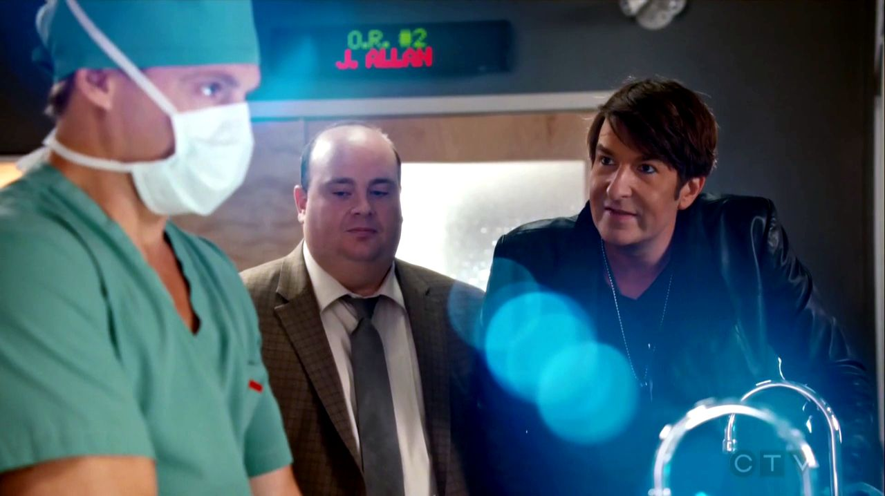 Saving Hope - S5E12
