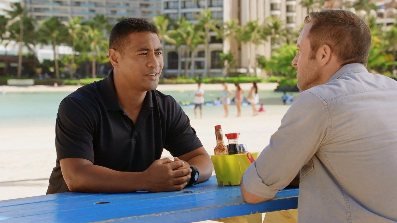 Hawaii Five-0 - S8E4