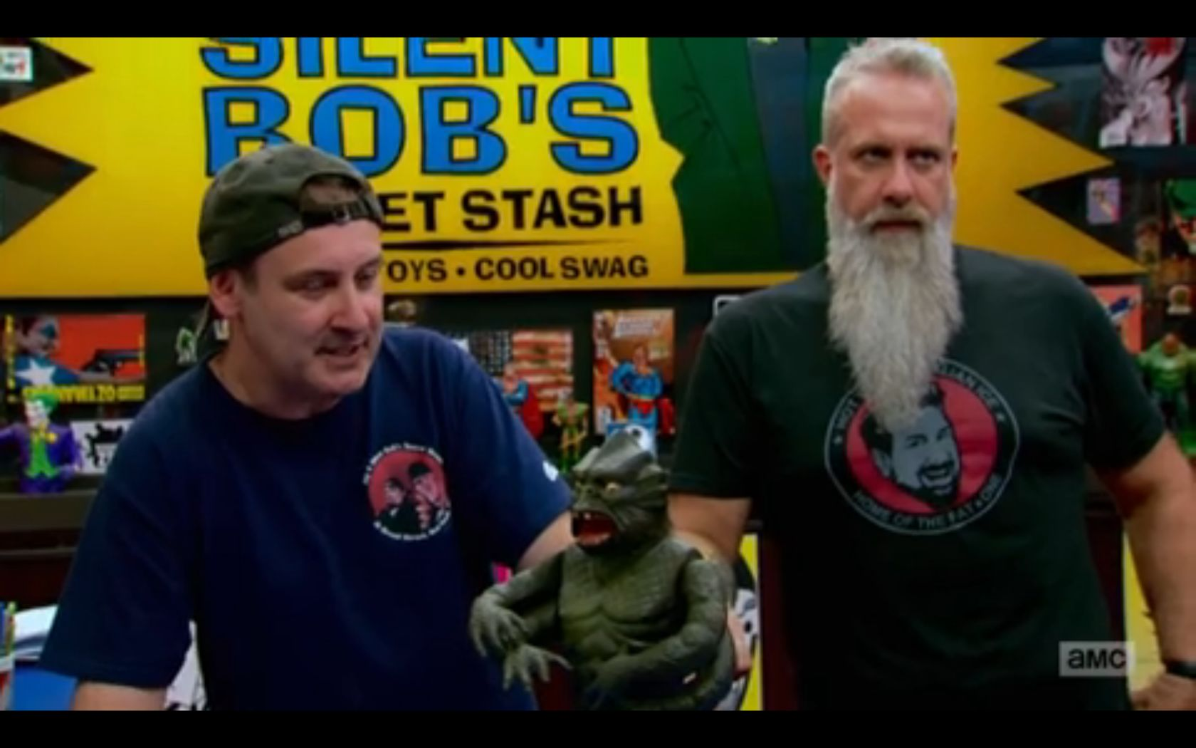Comic Book Men - S7E13
