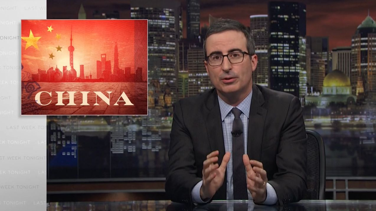 Last Week Tonight With John Oliver - S5E15