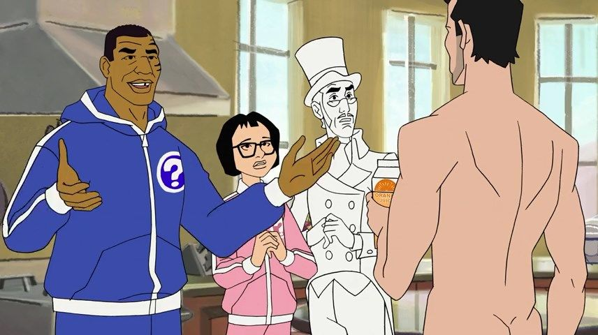 Mike Tyson Mysteries - S3E20