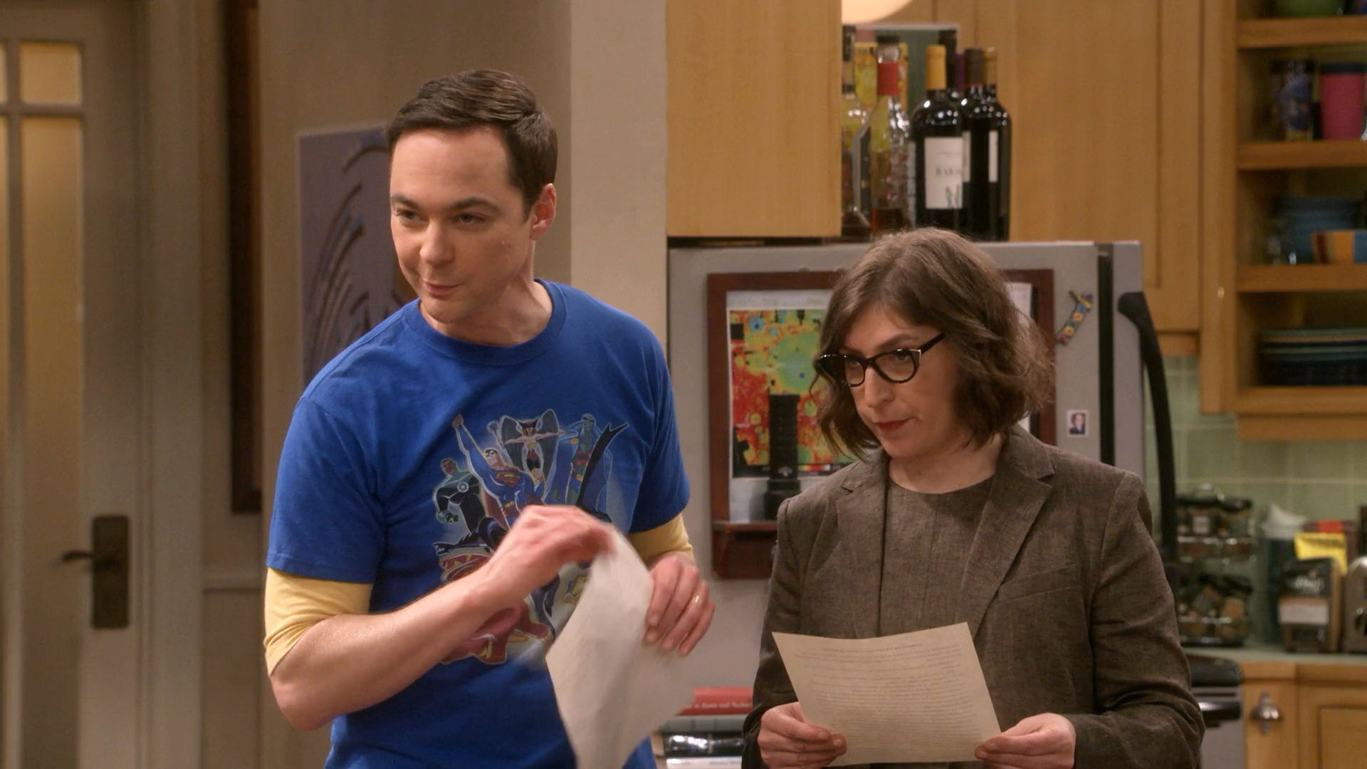 The Big Bang Theory - S12E24