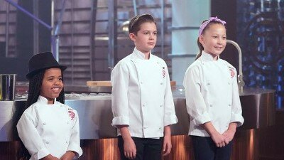 Junior Masterchef - S7E15